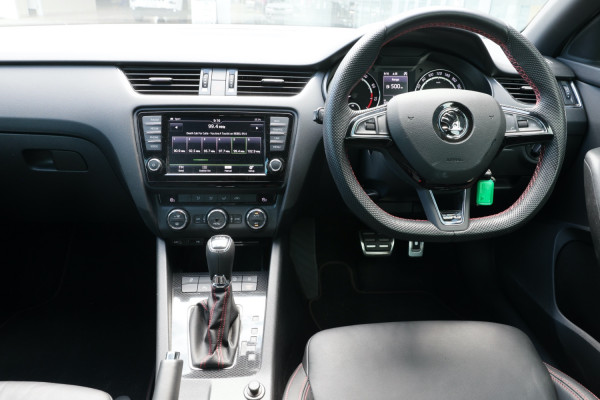 2014 MY15 Skoda Octavia NE MY15 RS Wagon