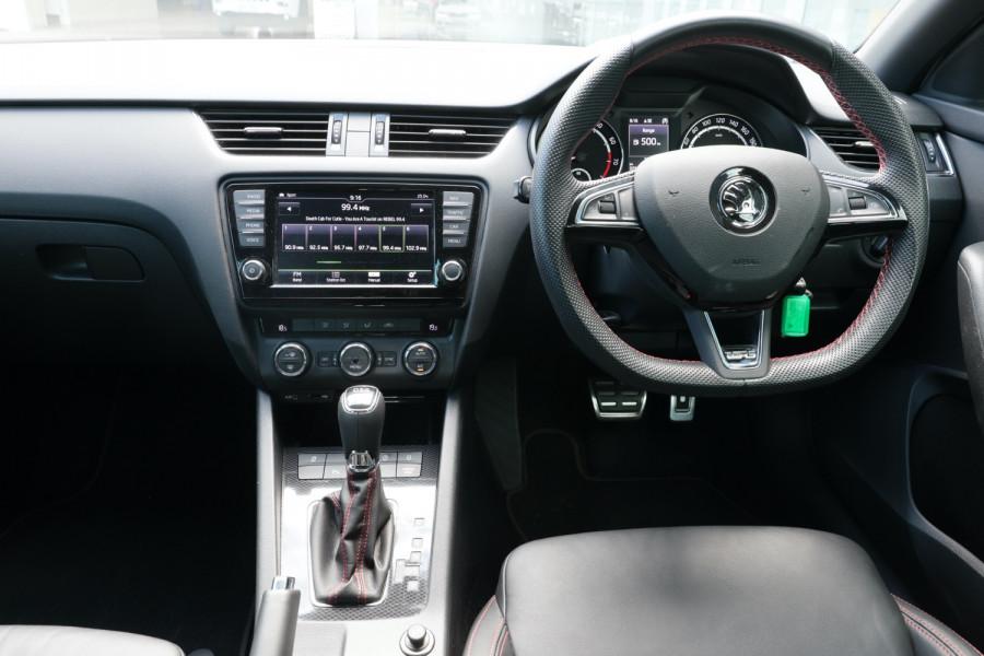 2014 MY15 Skoda Octavia NE MY15 RS Wagon Image 9