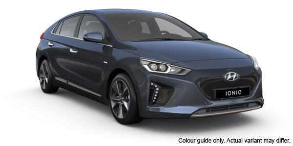2019 Hyundai IONIQ AE.2 Electric Elite Fastback