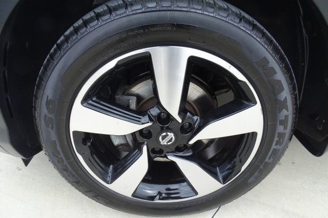 2017 Nissan QASHQAI ST N-Sport