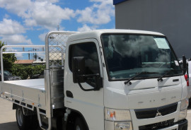 2017 Fuso Canter TRAY BACK 515
