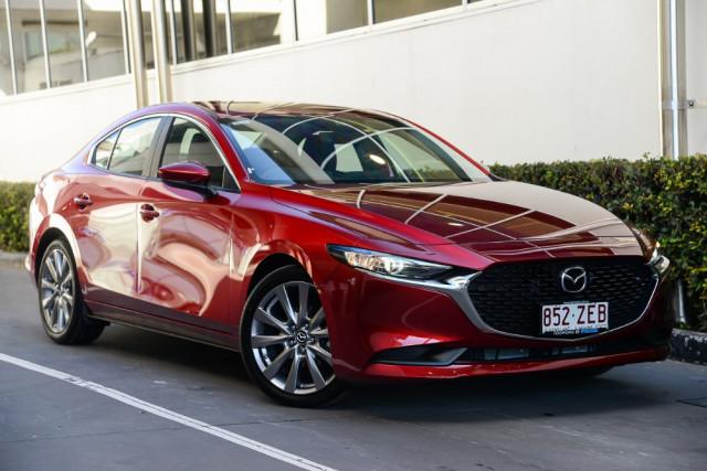 2019 Mazda 3 BP G20 Evolve Sedan Sedan Mobile Image 1