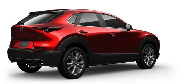 2020 Mazda CX-30 DM Series G20 Evolve Wagon Mobile Image 12
