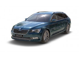 Skoda Superb 162TSI Wagon NP