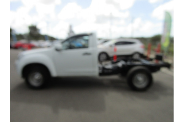 2017 Isuzu Ute D-MAX MY17 SX Cab chassis Image 5