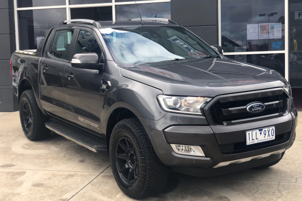 Ford Ranger Wildtrak WILDTRAK PX MKII