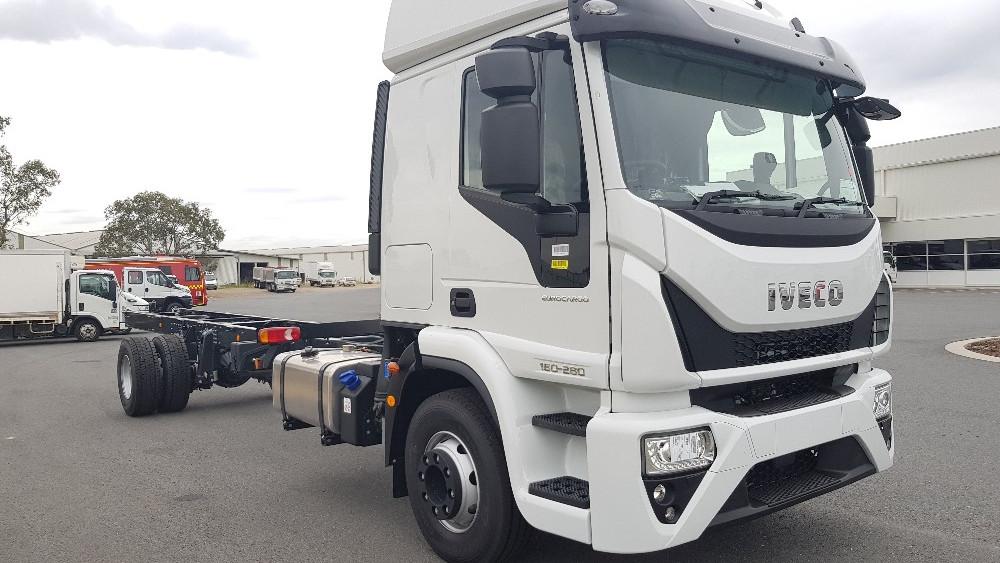 2017 Iveco Eurocargo ML160E28P