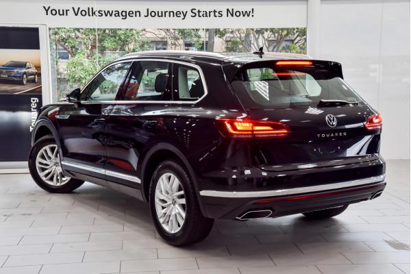 2021 Volkswagen Touareg CR 170TDI Suv Image 2