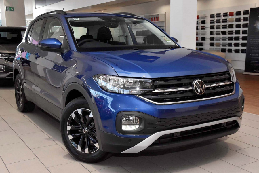 2020 MY21 Volkswagen T-Cross C1 85TSI Life Wagon Image 1