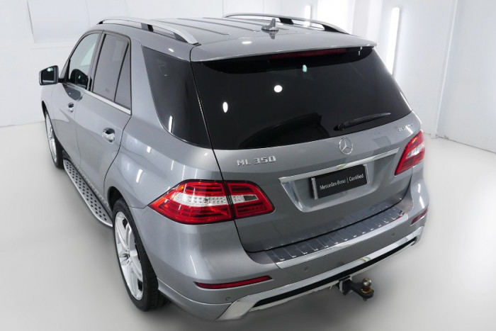 2013 Mercedes-Benz M-class W166 ML350 BlueTEC Wagon Image 21