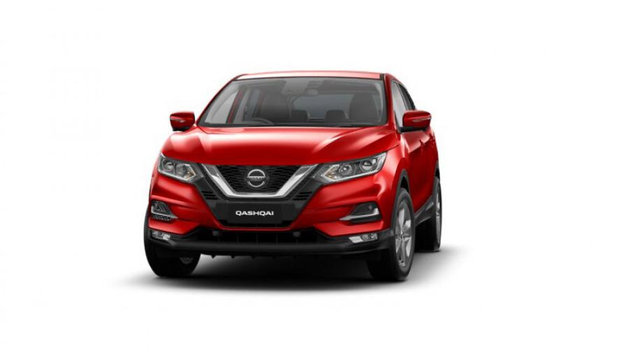 2020 MY0  Nissan QASHQAI J11 Series 3 ST Plus Suv Image 3