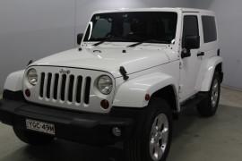 Jeep Wrangler JK MY2014