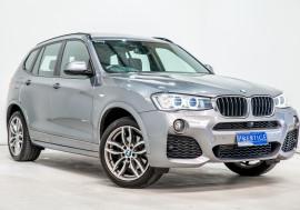 BMW X3 Xdrive 20d Bmw X3 Xdrive 20d Auto