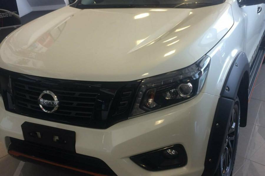 2019 Nissan Navara D23 Series 4 ST-X N-TREK 4x4 Dual Cab Pickup Utility