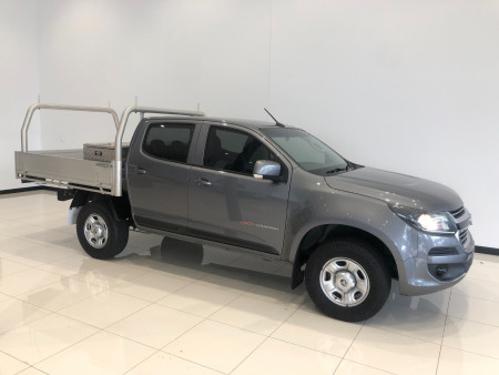 2016 Holden Colorado RG Turbo LS 4x4 d/c chass Image 2