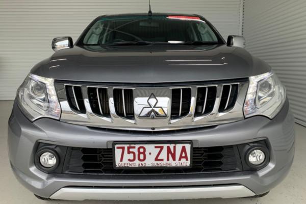 2015 MY16 Mitsubishi Triton MQ MY16 GLS Utility Image 3