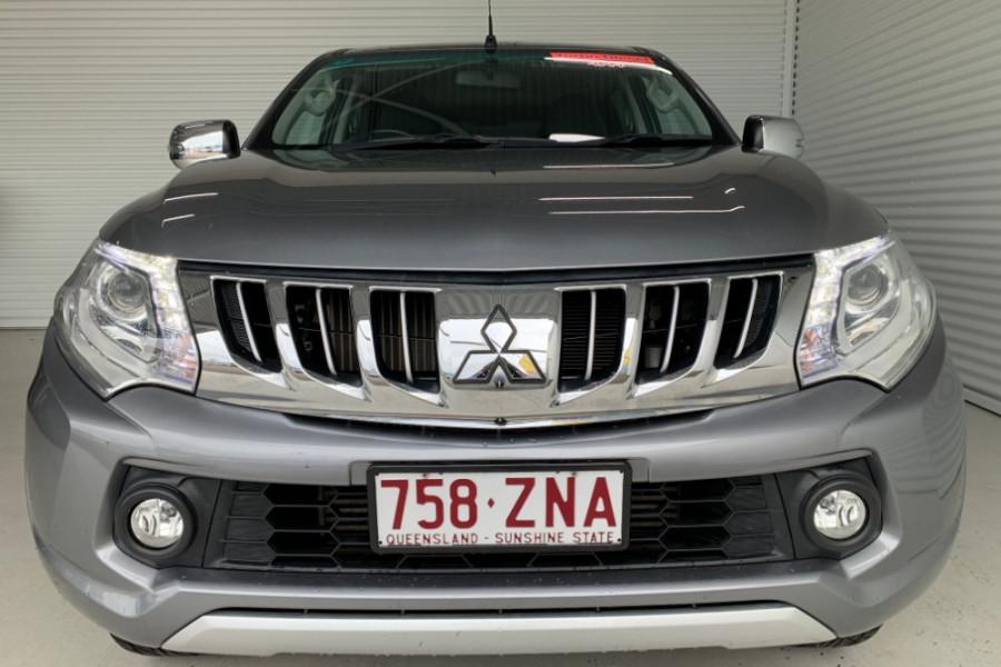 2015 MY16 Mitsubishi Triton MQ MY16 GLS Utility