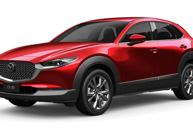 2019 MY20 Mazda CX-30 DM Series G20 Astina Wagon