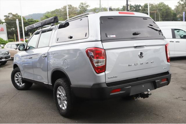 2020 MY20.5 SsangYong Musso Q200 ELX Utility Image 2