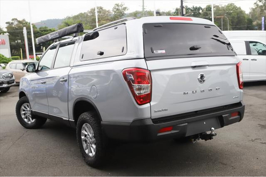 2020 MY20.5 SsangYong Musso Q200 ELX Utility
