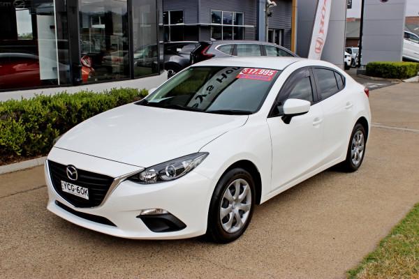 2014 Mazda Mazda3 BM5276 Neo Sedan
