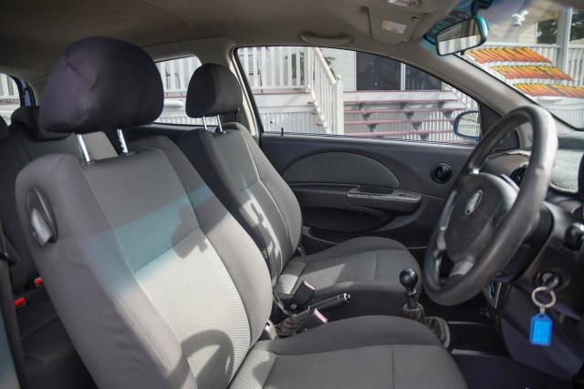 2006 Holden Barina TK Hatchback Image 8