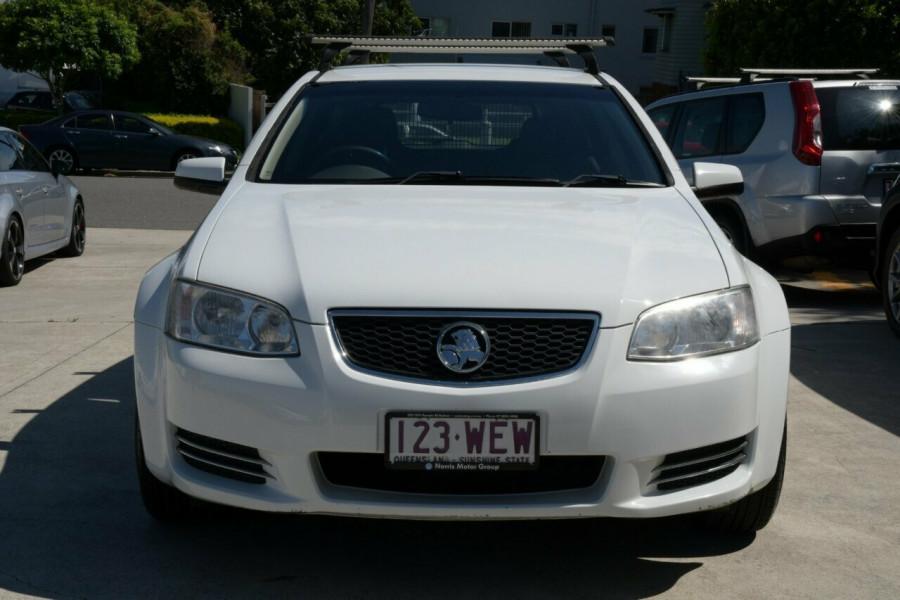2011 Holden Commodore VE II Omega Sportwagon Wagon Image 2