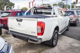 2018 Nissan Navara D23 Series 3 ST-X Utility Image 2