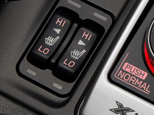 Heated Front Seats Image