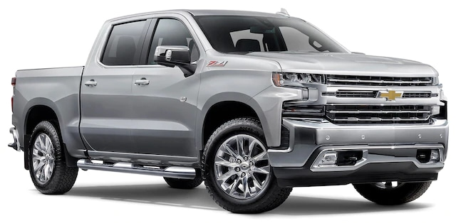 THE STRONGEST, MOST ADVANCED SILVERADO EVER Image
