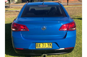 2014 Holden Commodore VF MY14 EVOKE Sedan Image 4