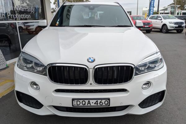 2016 BMW X5 Series F15 SDRIVE25D Wagon Image 3