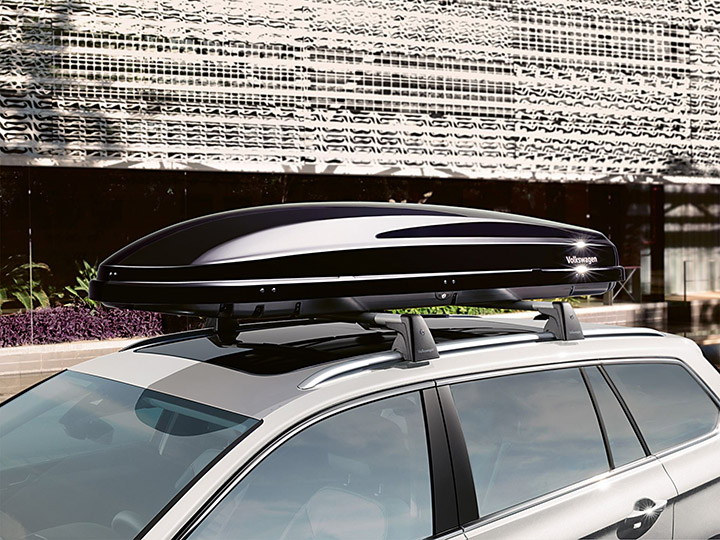 Premium roof box 340 and 460 Litres