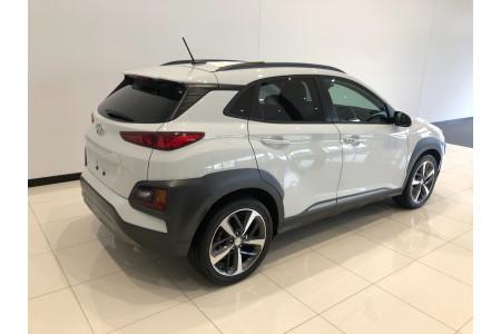 2017 Hyundai Kona OS Highlander Suv Image 4