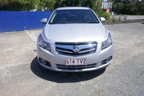 Holden Cruze Sedan JG
