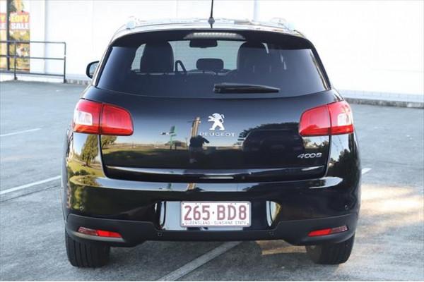 2014 Peugeot 4008 (No Series) MY15 Active Wagon