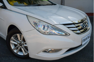 2011 Hyundai I45 YF MY11 Active Sedan Image 3