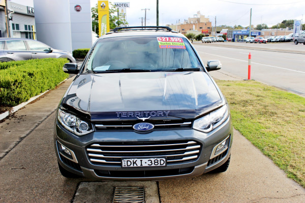 2016 Ford Territory SZ MkII TS Wagon Image 3