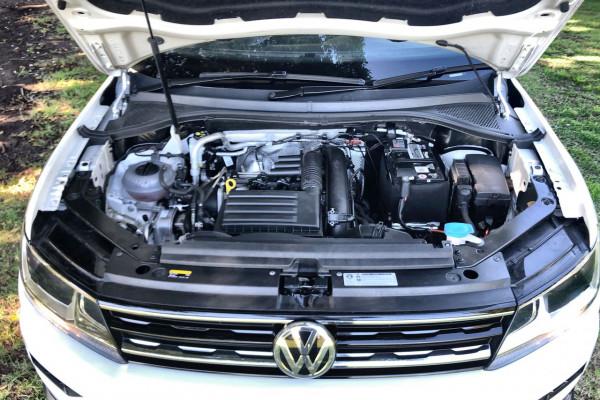 2017 MY18 Volkswagen Tiguan 5N MY18 110TSI Suv Image 3