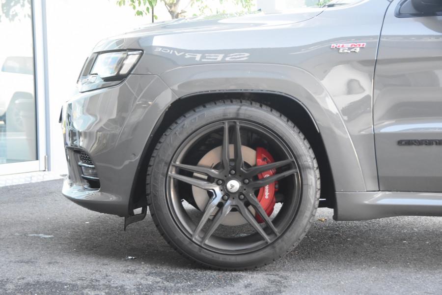 2019 Chrysler Grand Cherokee SRT 4x4 6.4L 8Spd Auto Wagon Image 5