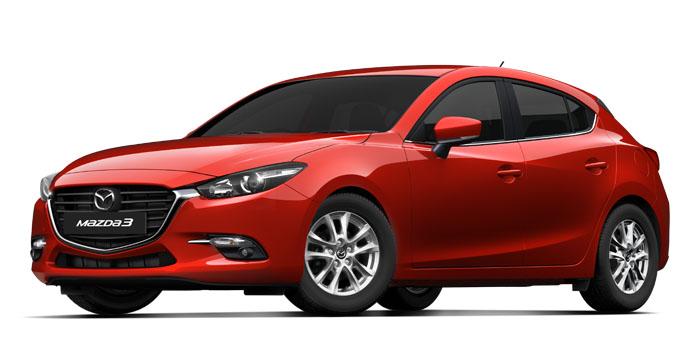 2018 Mazda 3 Maxx Runout | Hatch
