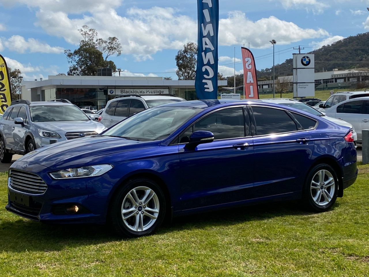 2017 Ford Mondeo MD 2017.00MY AMBIENTE Hatchback Image 29