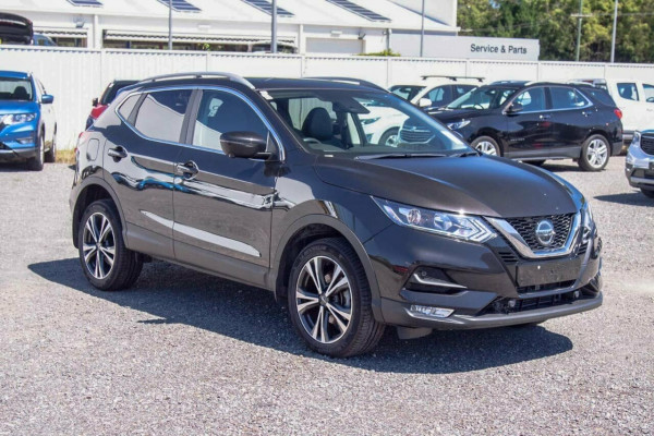 2019 MY20 Nissan Qashqai MY20 ST-L Suv Image 5