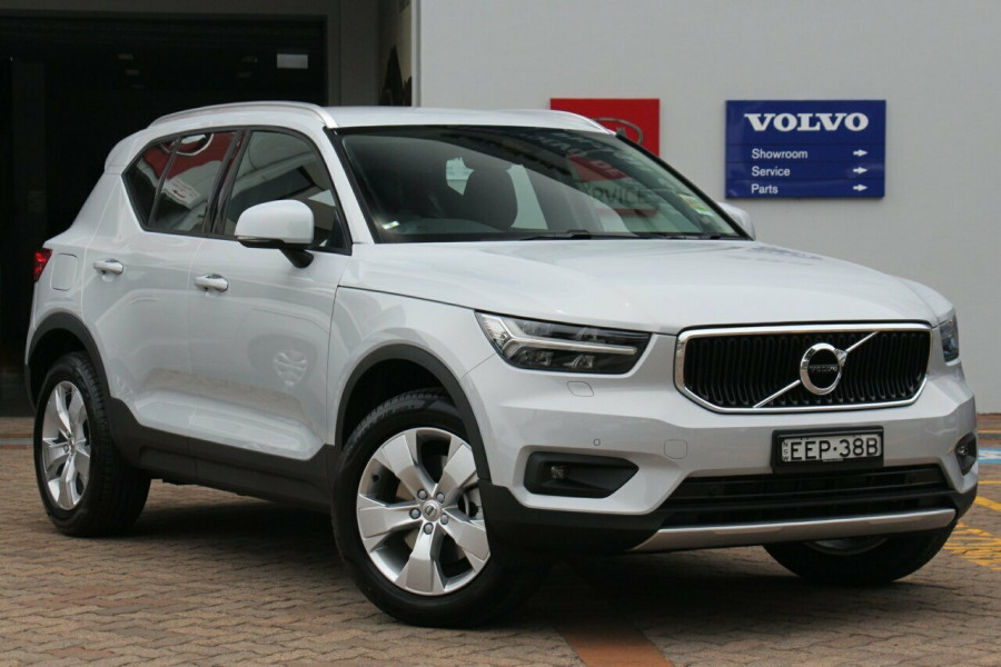 2019 MY20 Volvo XC40 XZ T4 Momentum Suv Mobile Image 1