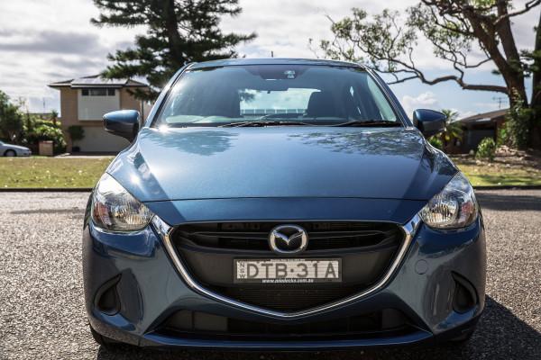 2017 Mazda 2 DJ2HAA Maxx Hatchback Image 3