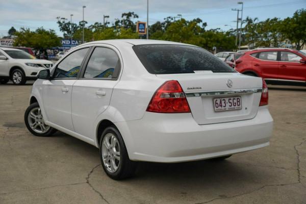 2011 Holden Barina TK MY11 Sedan Image 3