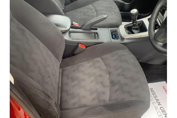 2015 Nissan B17 PULSARMSST2 ST Man Sedan
