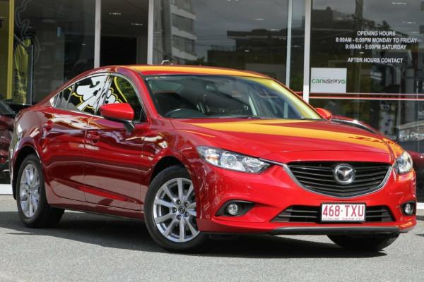 Mazda 6 Sport SKYACTIV-Drive GJ1031