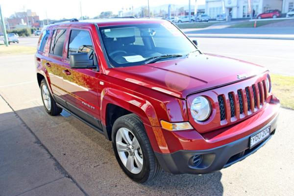 2015 MY14 Jeep Patriot MK  Sport Wagon Image 4