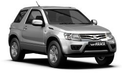 New Suzuki Grand Vitara